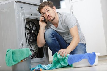 washing machine repair emergency callout